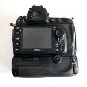 Kamera Nikon D700 mit Akkuhandgriff