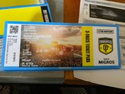 Openair Frauenfeld 2021 - 3-Tages-Ticket incl