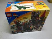 Lego Duplo schwarze Ritterburg 4785Lego