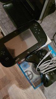 Wii u Zubehör und games