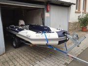 Schlauchboot Springer Marine TEC 380