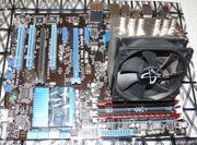 PC Mainboard ASUS P8P67 Prozessor