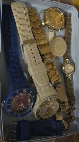 Uhren - Uhrenteile Uhren für Bastler