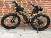 E-Fatbike - Funbike - All Terrain Bike