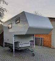 Ormocar Absetzkabine Wohnkabine
