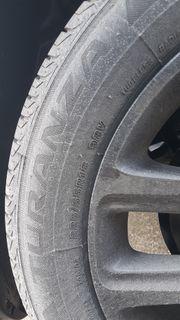 Sommerreifen 255 55R18 Jeep Renegade