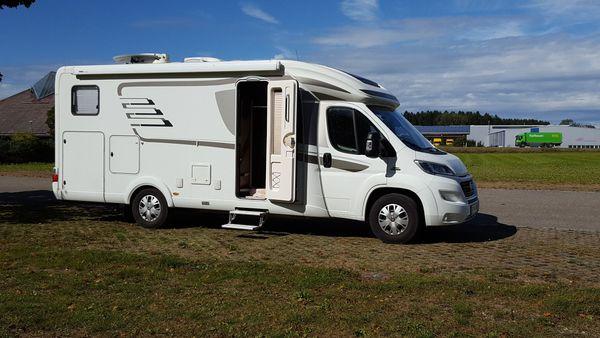 Wohnmobil HYMER Tramp SL - Gelegenheit-