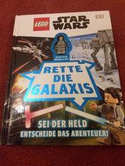 Lego Starwars buch