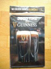 Guinness Blech-Schild 30x20cm