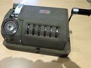 HAGELIN - CRYPTOS Chiffriermaschine Modell C