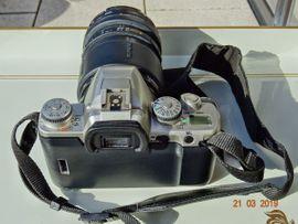 Kamera Pentax MZ 5n mit: Kleinanzeigen aus Haar - Rubrik Foto und Zubehör