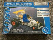 neu Metallbaukasten Rennwagen 5 in
