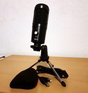 Kondensator Studio Mikrofon mit Stativ