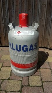Alugas Gasflasche Propangasflasche