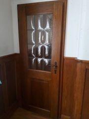Zimmertür Eichentür Tür massiv Eiche
