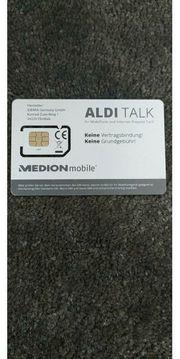 Aldi Talk Prepaid starter set
