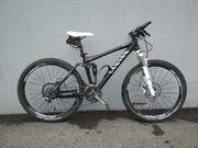 Mountainbike Canyon Nerve XC Fully