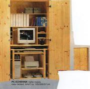 Hochschrank PC-Hochschrank Schreibtisch-Schrank