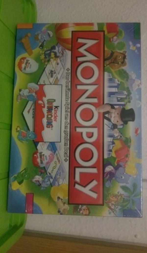 monopoly Kinder Überraschung