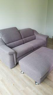 2 Sitzer Sofa mit Relaxfunktionen