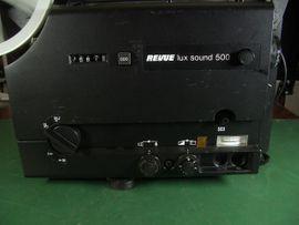 Bild 4 - Revuelux Sound 500 Super 8 - Oberhaching