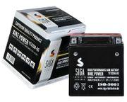SIGA Motorradbatterie AGM 20Ah
