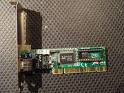 Devolo MicroLink RTL8139D PCI Netzwerkkarte