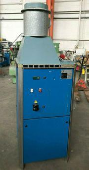 Kühlwasser-Rückkühler Typ VWK 50 1