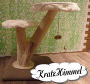 Natur- Kratzbaum Pilz Variante1 für