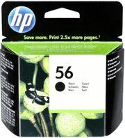 HP 56 Original Tintenpatrone schwarz