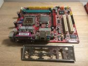 Original MSI MS-7103 - 661FM3-V Mainboard