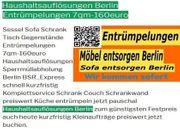 Berlin Entrümpelungen ab 80 Euro