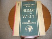 Westermann Atlas von 1954