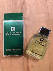 Paco Rabanne pour homme After