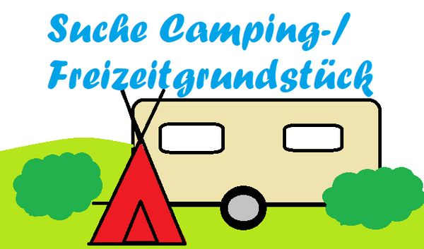 SUCHE Camping- Freizeitgrundstück Altrip Blaue