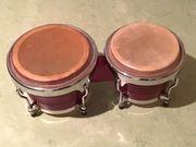 Trommeln Bongos -Geschekidee