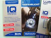 Fahrradlampe B M Lumotec IQ