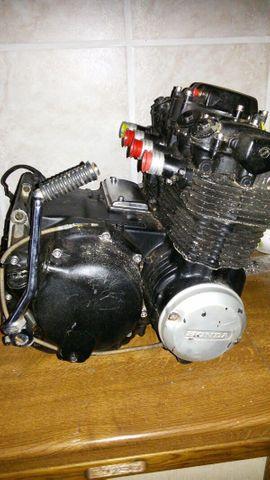 Motorrad-, Roller-Teile - Motor für Honda cb 550