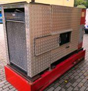 Notstromaggregat Stromerzeuger 125 KVA 978