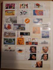 Briefmarken Bund BRD Jahr 2000