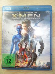X-Men Zukunft ist Vergangenheit blu-ray