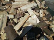 Brennholz Kaminholz Feuerholz ofenfertig trocken