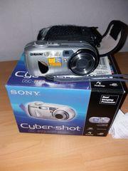 Sony Cybershot DSC P73