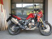 Honda crf 1000l DCT