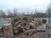Brennholz grob Zerlegt