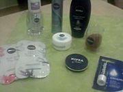 Nivea produkte