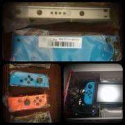 Nintendo Switch 32gb grau