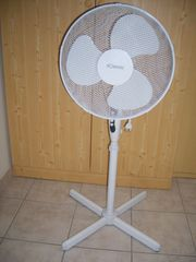 Ventilator mit drei Stufenschalter