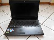 ASUS Laptop B53V-S4042X mit Zubehör