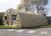 10 Mann Zelte - Heime unbenutzt